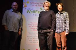 Owen Griffiths, special guest Boyd Clack and Richard Reast